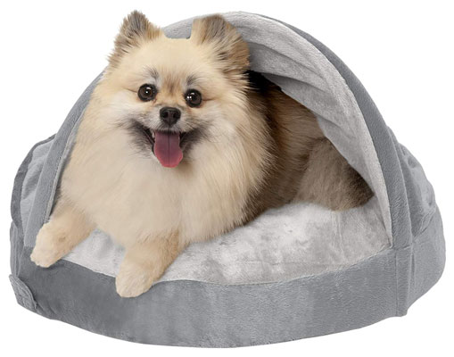 urhaven Snuggery Burrow Dog Bed