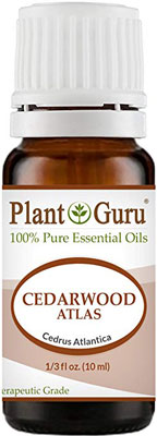 Cedarwood Atlas Essential Oil: Skin Care
