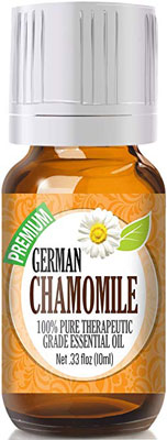 German Chamomile Essential Oil for Dogs