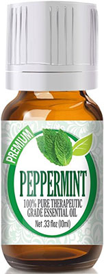 Peppermint Essential Oil for Dogs