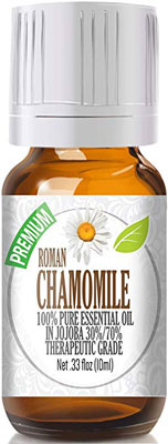 Roman Chamomile Essential Oil for Dogs