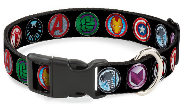 Avenger Icon Collar