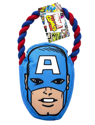 Captain America Pull Toy