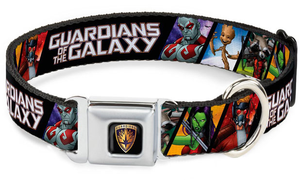 Guardians of The Galaxy Dog Collar