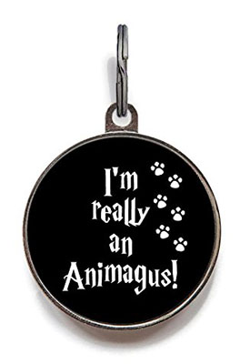 Animagus Harry Potter Dog Tag