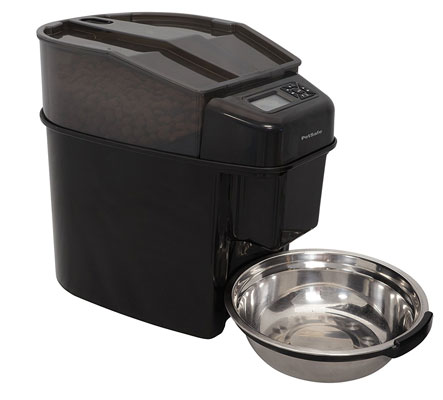 PetSafe Simply Dog Feeder with Stainless Steel Bowl