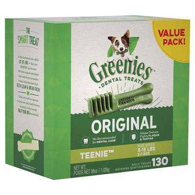 Greenies Dog Dental Chews Dog Treats