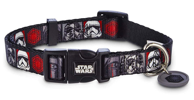 Dark Side Dog Collar