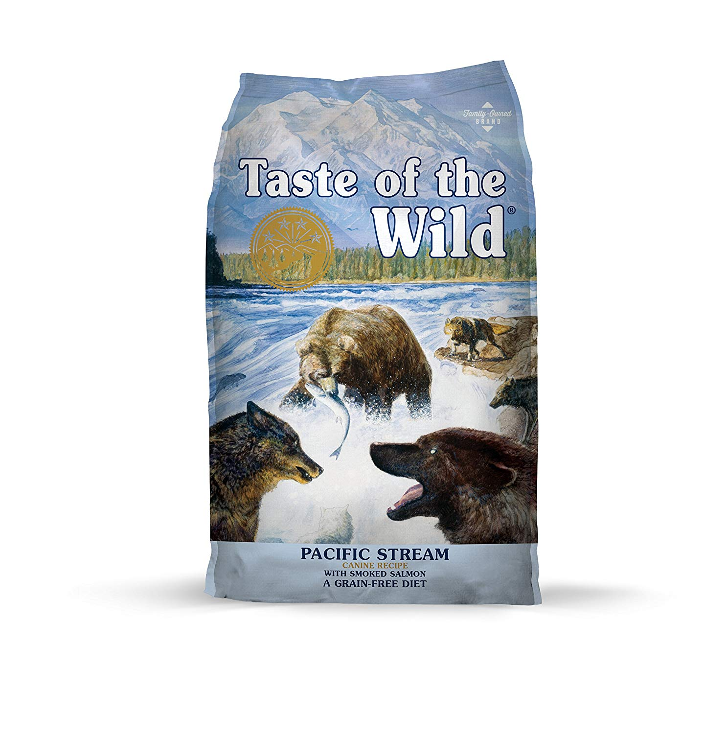 Taste of The Wild Grain - Pacific Stream